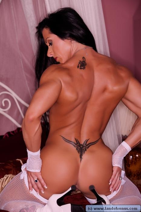 Excellent asian female bodybuilder venus nude congratulate, you