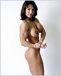 free naked muscle girls