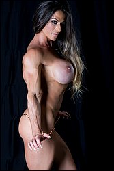 Sheila Rock Naked Female Muscle girls