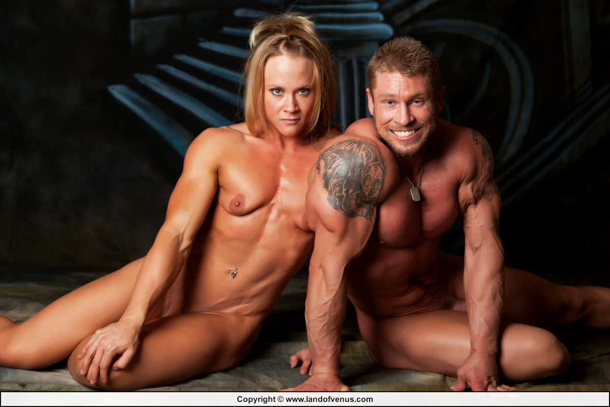Female Muscle Porno 111