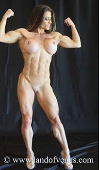 Free Female Muscle Nude 77