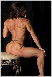 IFBB Pro Figure Sheila Rock naked