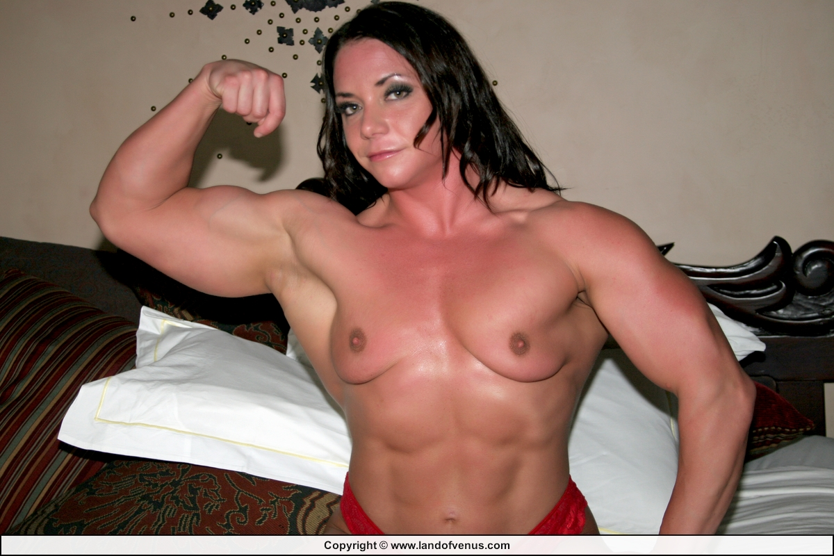 Excellent Female bodybuilder sarah dunlap nude