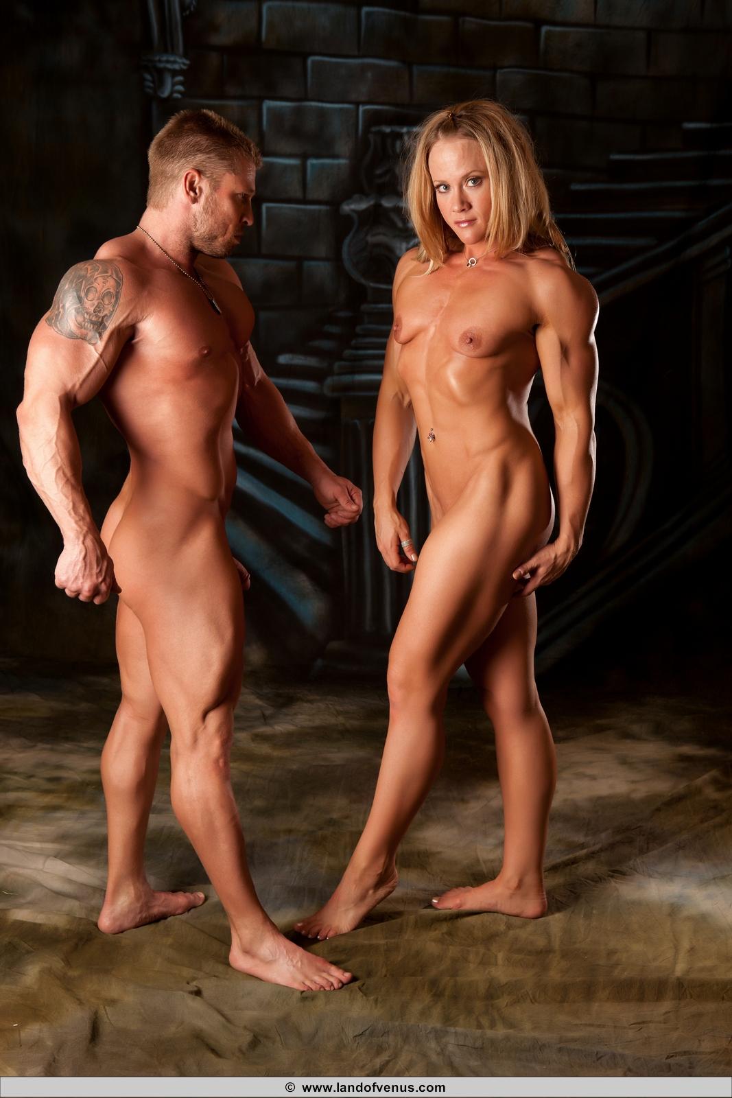 Where you nude female bodybuilder amanda