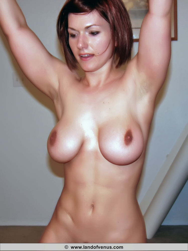 Nude natural women bodybuilders