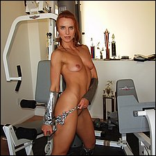 Your Favorite Muscle Girls Nude