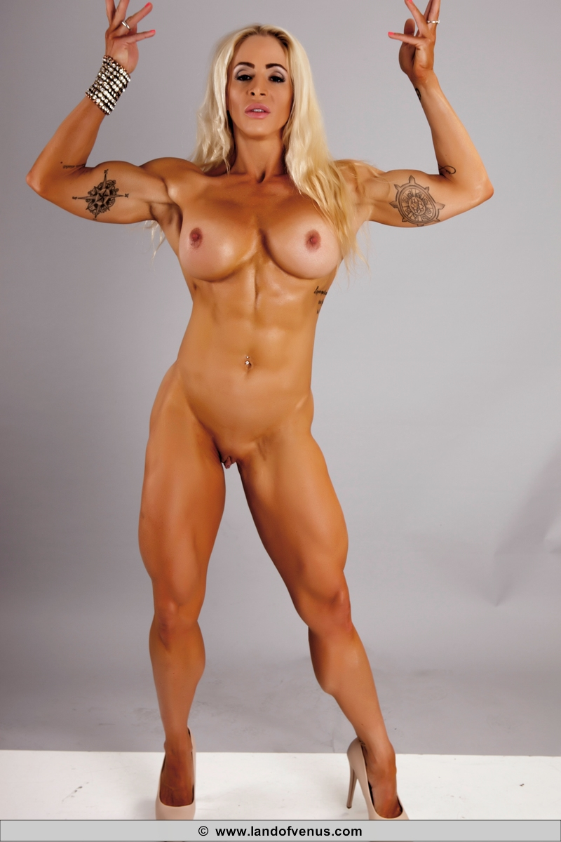 Amanda Saccomanno Nude muscle girl [archive] - page 10 - hungangels - guide to