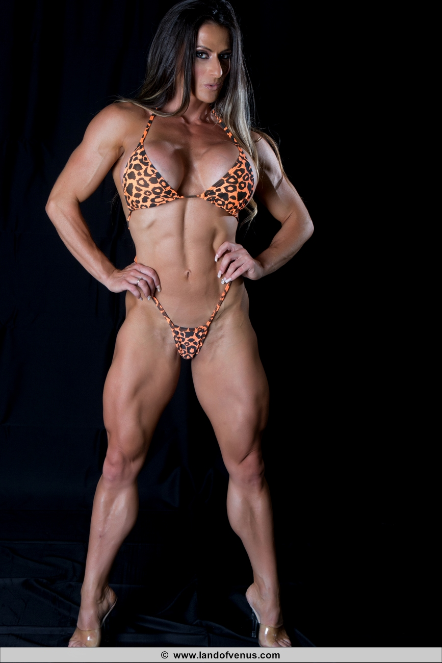 Remarkable, very nude female fitness competitors topic, pleasant