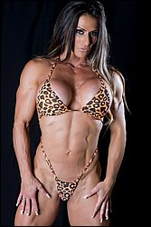 Sheila Rock Naked Female Muscle girls