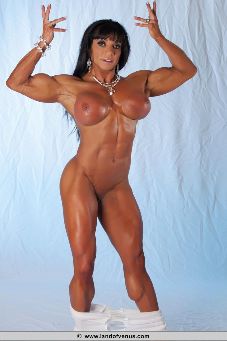 Women bodybuilder nude free video-8910