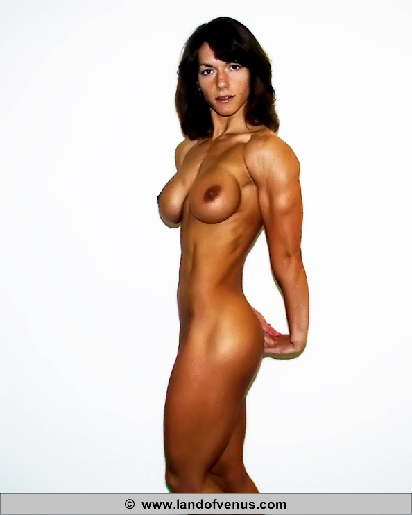Share your Nude female fitness models can