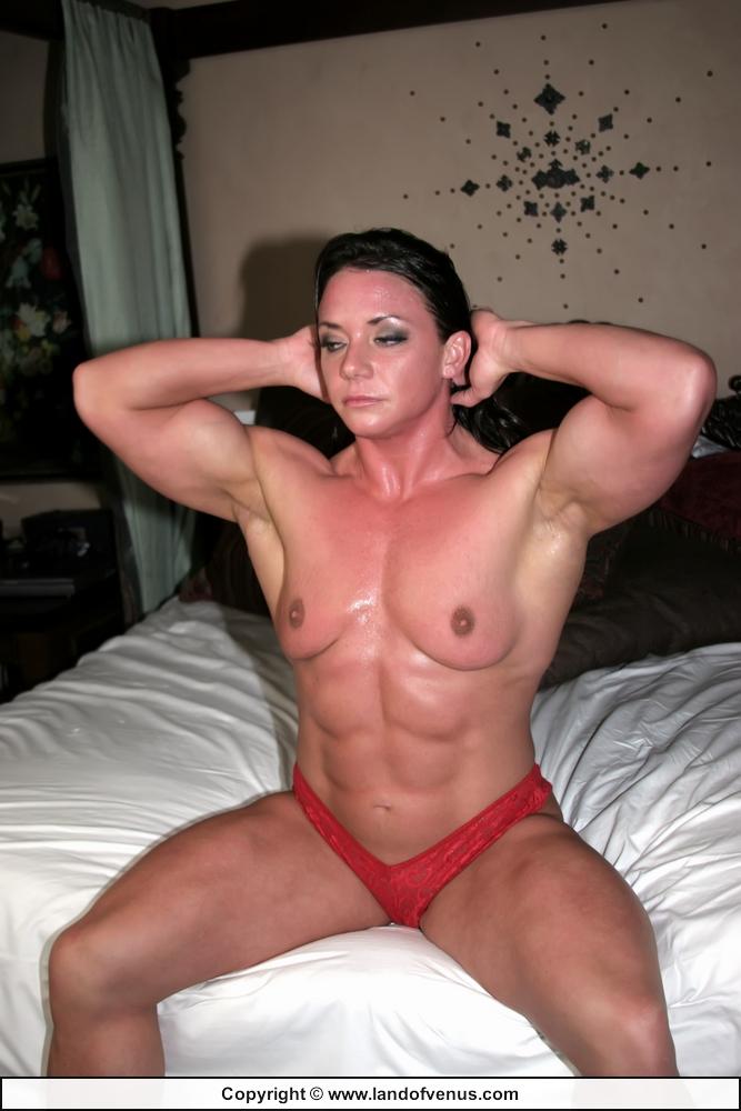 Female porn star nikki jackson muscle