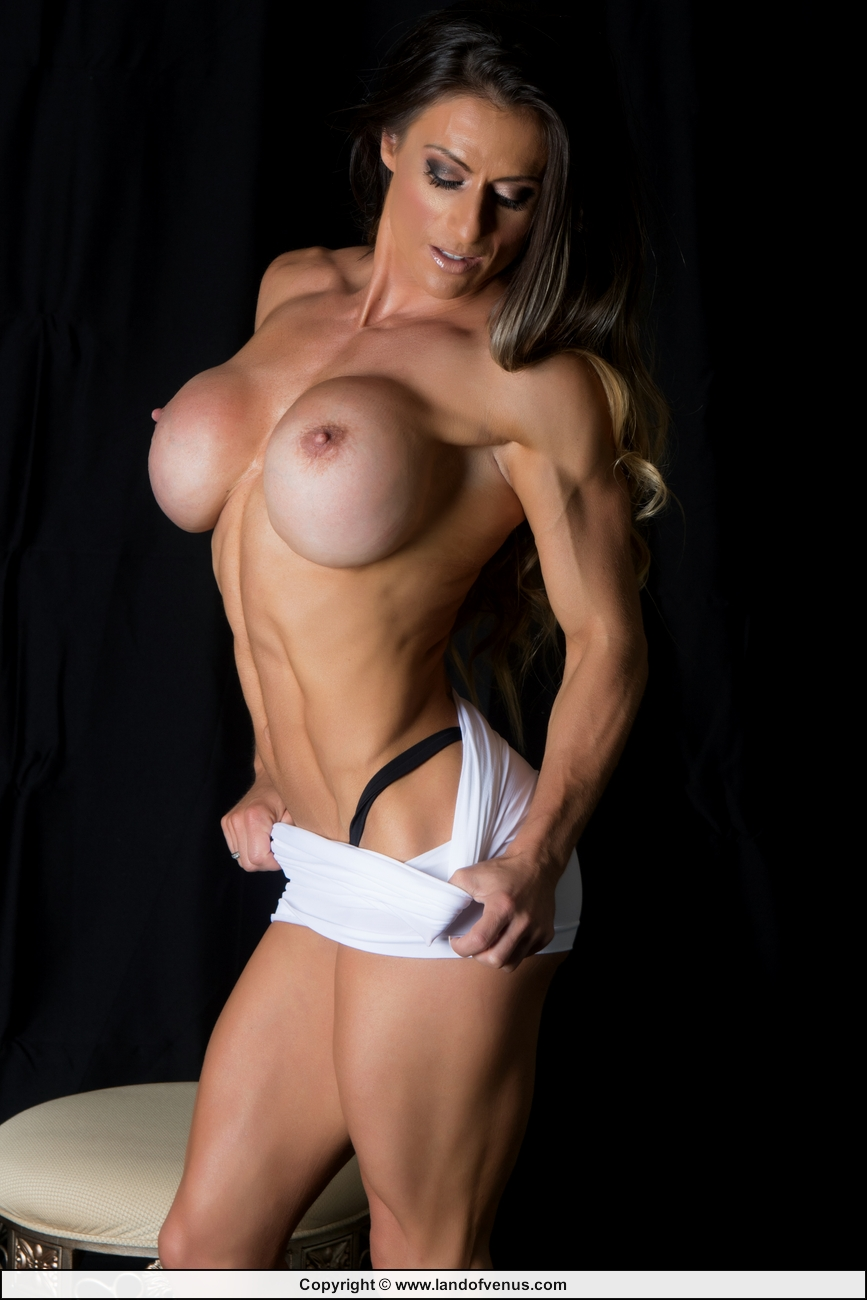 Sheila rock naked female muscle girls and fitness girls