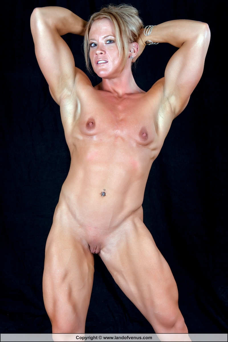 Welcome to mature female muscle