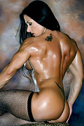 Monica Martin naked