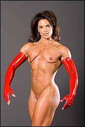 Michelle Baker nude