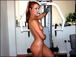 muscle barbie