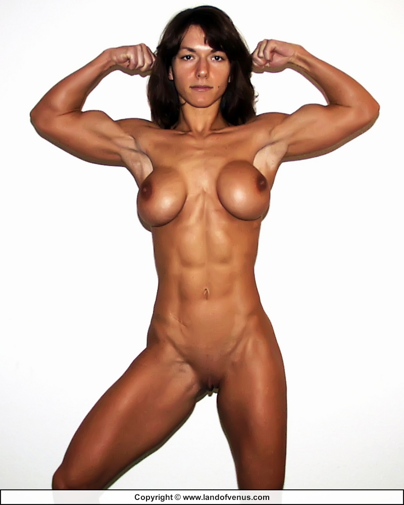Well, Naked female muscle girl nude criticism