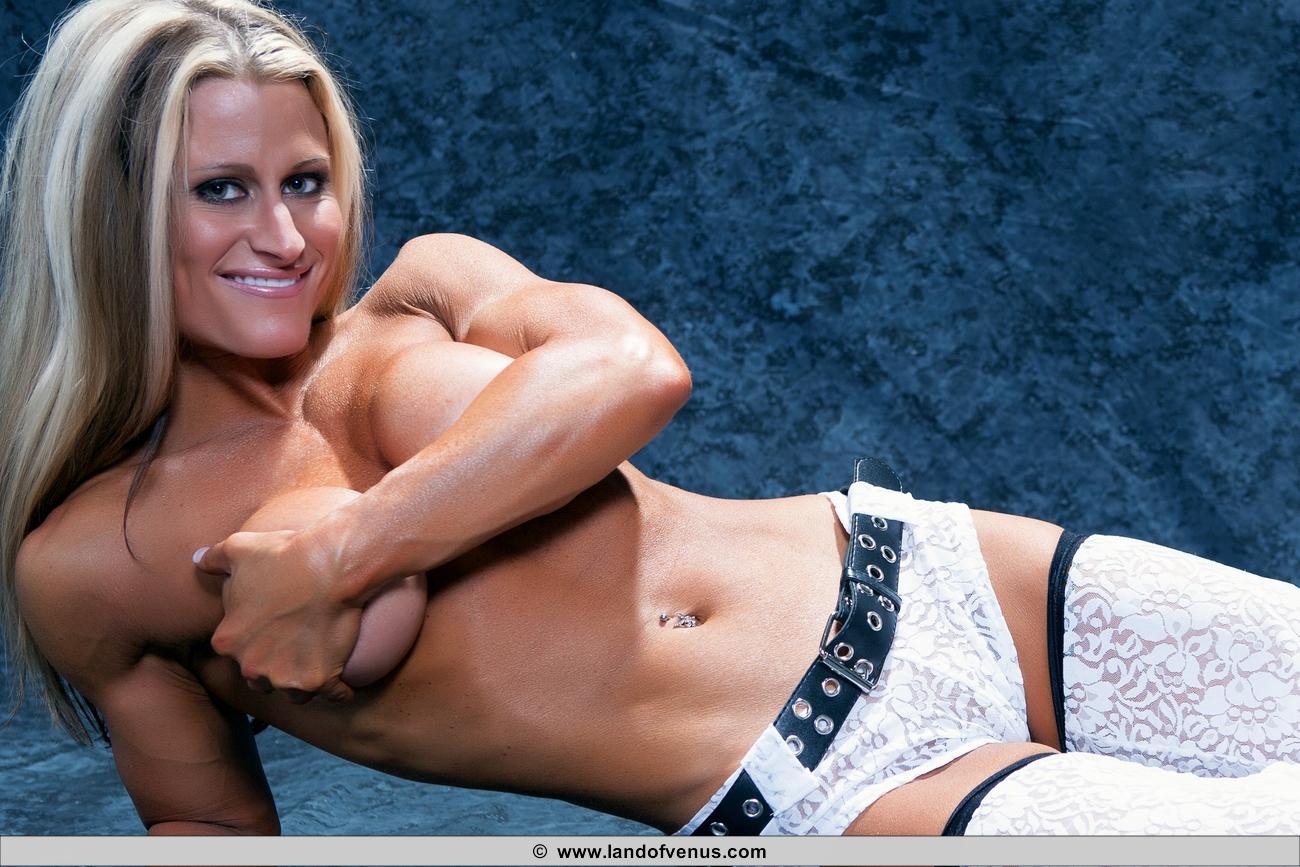 Thank body builder nikki warner nude