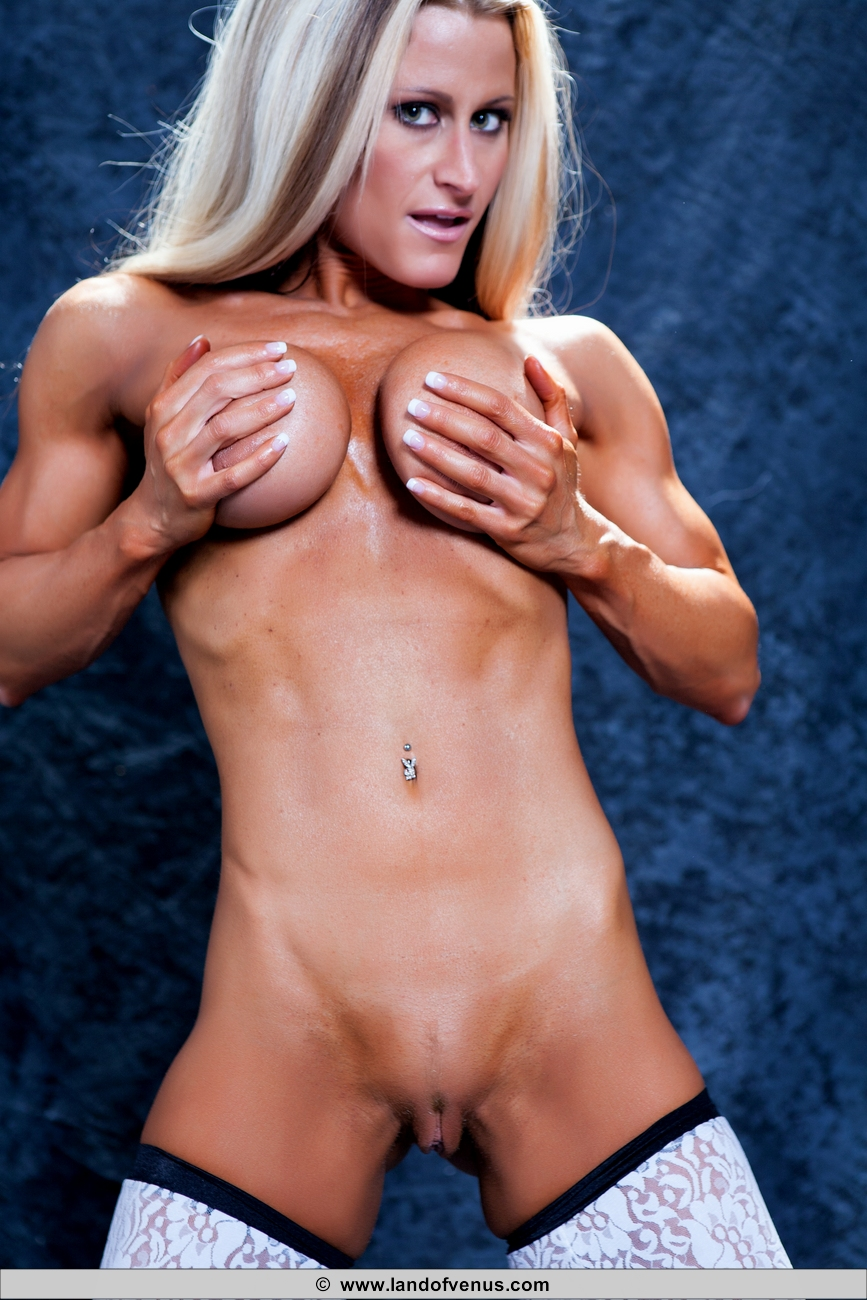 Here Nikki warner naked