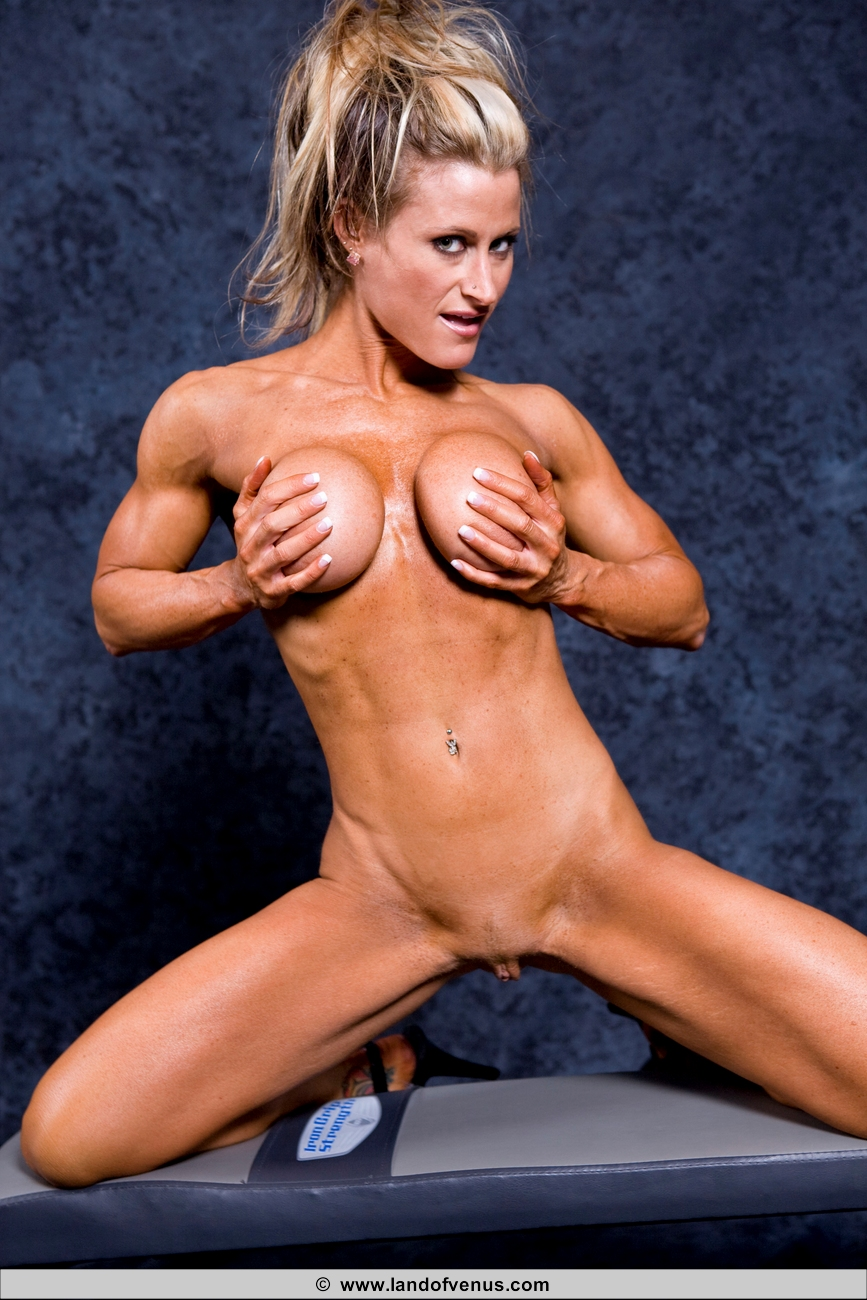 Think, naked female woman bodybuilder with