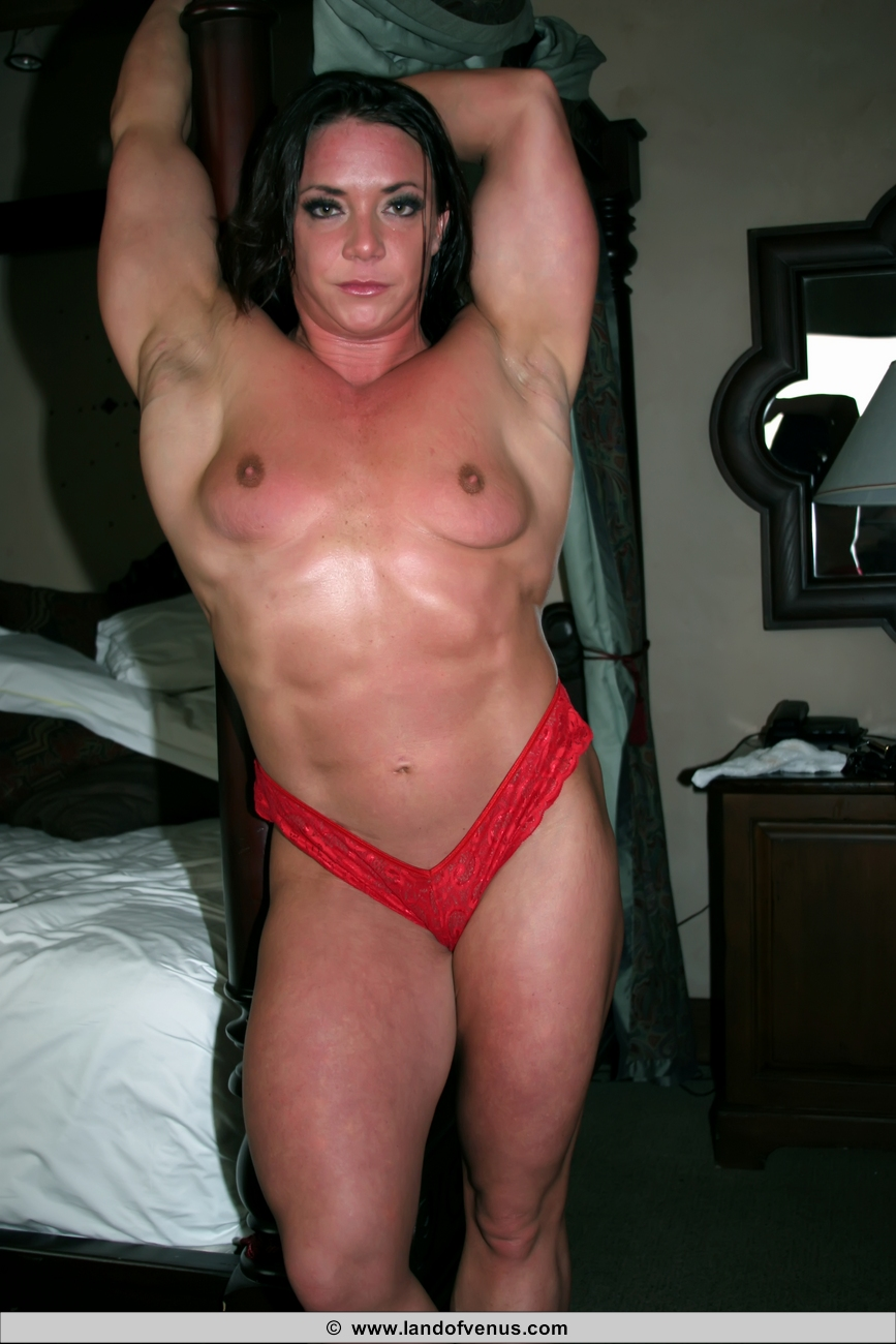 Female bodybuilder sarah dunlap nude