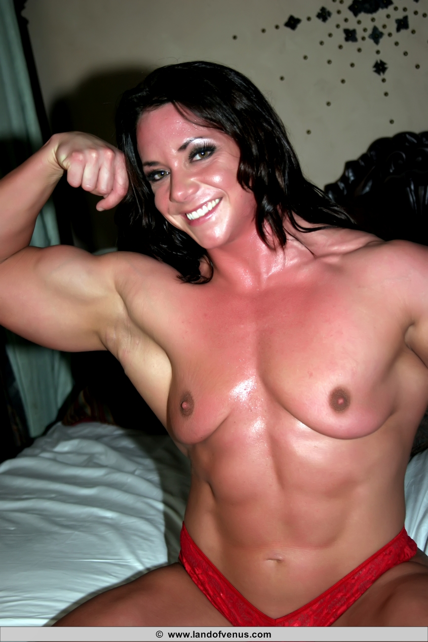 Amusing Female bodybuilder sarah dunlap nude