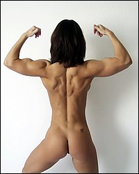 click here for muscle girl