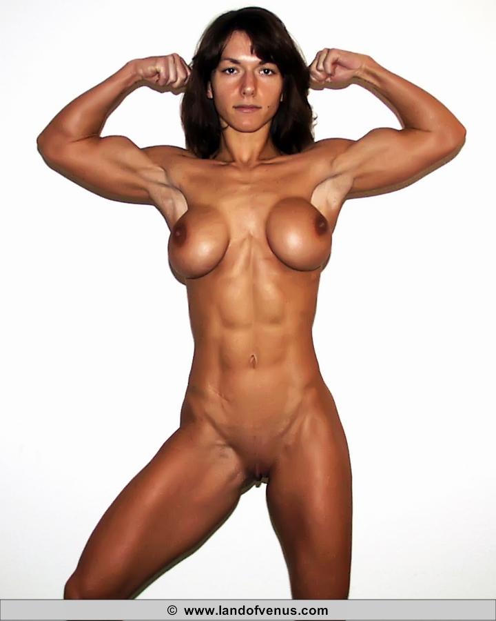 Фото накаченные голые девушки
