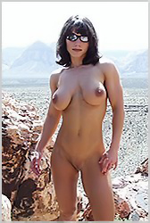 female bodybuilder nude