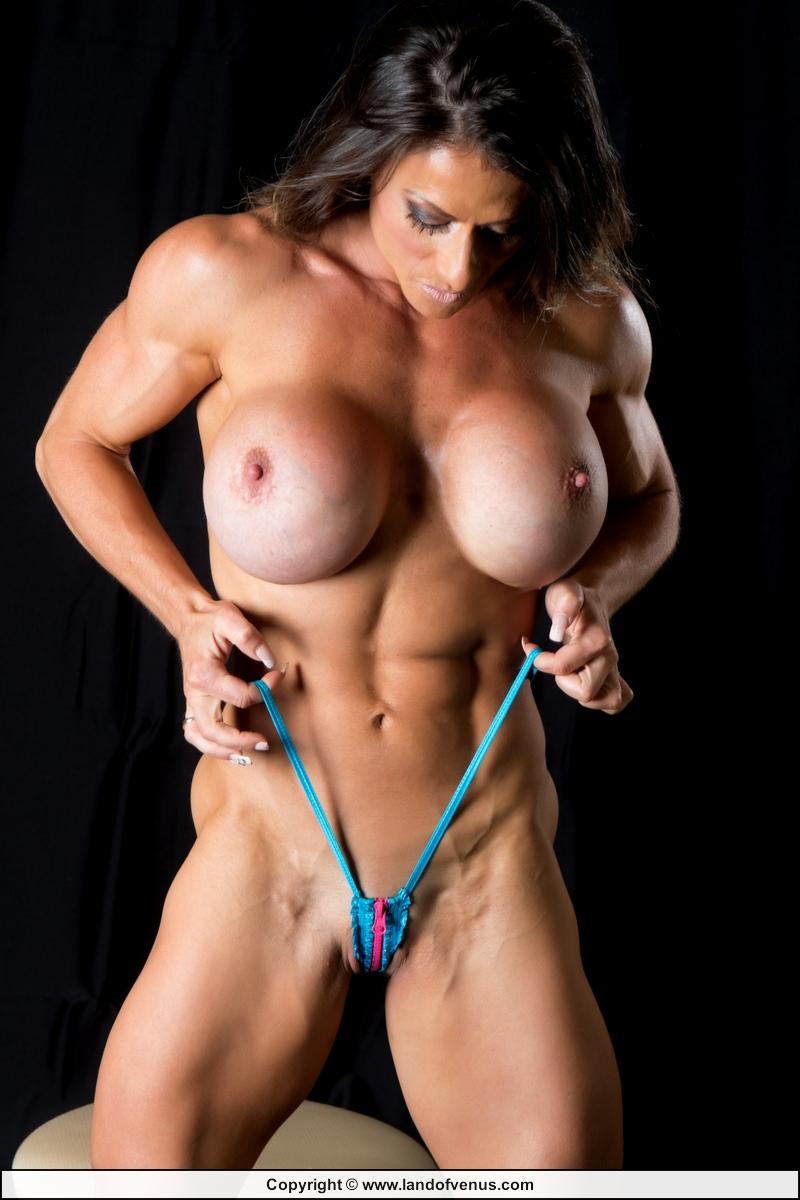 Nude Female Muscle Angela Smutek And Sheila Rock Nude