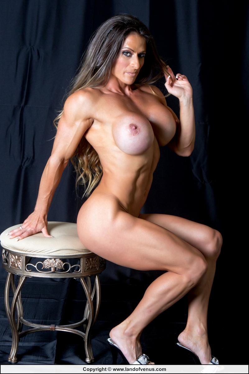 Female bodybuilder sheila rock nude maria garcia