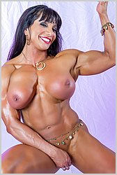 muscle barbie
